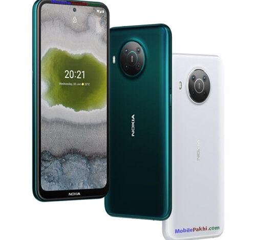 Nokia X10 & Nokia X20 5G Price in Bangladesh - MobilePakhi.com