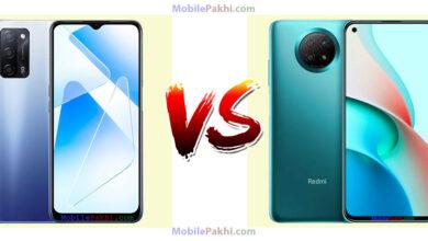 Oppo-A55-5G-vs-Xiaomi-Redmi-Note-9 -5G