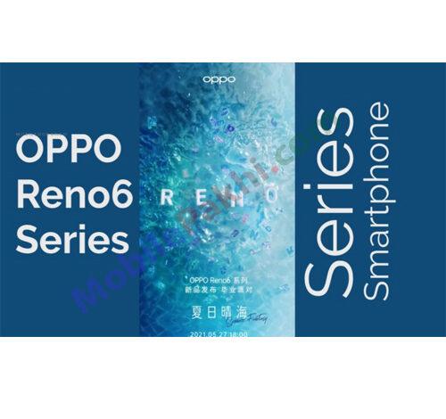 OPPO Reno6 Price in Bangladesh - MobilePakhi.com